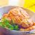 cordeiro · grelhado · alho · batatas · tomates - foto stock © tycoon