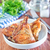 frango · asas · legumes · isolado · branco · comida - foto stock © tycoon