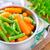 sárgarépa · zöldbab · egészség · zöld · ázsiai · életstílus - stock fotó © tycoon