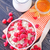чаши · Sweet · изюм · белый · продовольствие - Сток-фото © tycoon