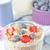 ayçiçeği · tohumları · fındık · kaşık · gıda · arka · plan - stok fotoğraf © tycoon