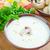 çorba · akşam · yemeği · sonbahar · beyaz · biber · mantar - stok fotoğraf © tycoon