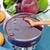 prugna · jam · alimentare · frutta · verde · colazione - foto d'archivio © tycoon