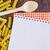 Uwaga · przepis · przyprawy · tabeli · żywności · notebooka - zdjęcia stock © tycoon