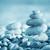 dengeleme · plaj · taşlar · deniz · inşaat · doğa - stok fotoğraf © tycoon
