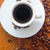 чашку · кофе · кофе · корицей · Кубок · кофе · вокруг - Сток-фото © tycoon