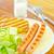 朝食 · 犬 · 火災 · 卵 · ディナー · 脂肪 - ストックフォト © tycoon