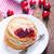 cereza · frutas · hojas · queso · cena - foto stock © tycoon