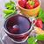 strawberry tea stock photo © tycoon