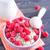 завтрак · продовольствие · зеленый · подсолнечника · листьев · красный - Сток-фото © tycoon