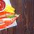 краба · ресторан · синий · ног · обеда - Сток-фото © tycoon