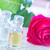 vintage · parfum · bouteille · fleur · savon · mer - photo stock © tycoon