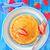 palacsinták · tányér · friss · eprek · gyümölcs · reggeli - stock fotó © tycoon