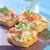 előétel · túró · zöldségek · étel · zöld · labda - stock fotó © tycoon