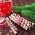 печенье · Рождества · украшение · таблице · фон · конфеты - Сток-фото © tycoon