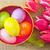 イースターエッグ · イースター · 春 · 自然 · ボックス · スペース - ストックフォト © tycoon