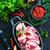 maya · et · doldurma · stil · bağbozumu · gıda - stok fotoğraf © tycoon