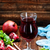 pomegranate juice stock photo © tycoon