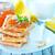 abrikoos · jam · plaat · voedsel · vruchten · oranje - stockfoto © tycoon
