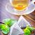 yeşil · çay · içmek · yaprakları · kahvaltı · beyaz · sıvı - stok fotoğraf © tycoon