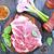 slager · vlees · man · vers - stockfoto © tycoon