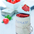 自家製 · ピザ · ソース · ガラス · jarファイル · スタイル - ストックフォト © tycoon