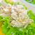 ボウル · 菜 · サラダドレッシング · 食品 · ガラス - ストックフォト © tycoon