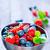 diferente · fresco · branco · fruto · vermelho - foto stock © tycoon