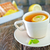 tasse · thé · citron · table · verre · santé - photo stock © tycoon