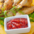 ホット · 肉 · 料理 · 焼き鳥 · 翼 · 赤 - ストックフォト © tycoon