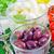 caprese · salatası · malzemeler · İtalyan · salata · akdeniz · İtalyan · mutfağı - stok fotoğraf © tycoon