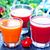 voorjaar · vruchten · cocktail · vitamine · appel - stockfoto © tycoon