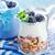 yogurt · colazione · fragole · salute · latte - foto d'archivio © tycoon