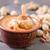 arachidi · burro · di · arachidi · bianco · vassoio · show - foto d'archivio © tycoon
