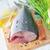 ton · balığı · baharatlar · taze · kuyruk - stok fotoğraf © tycoon