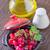 salade · gezondheid · bladeren · olie · diner · Rood - stockfoto © tycoon