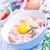 сырой · куриные · частей · соль · Spice · чаши - Сток-фото © tycoon