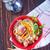 тайский · жареный · риса · куриные · овощей · кухня - Сток-фото © tycoon