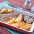 baked fish and potato stock photo © tycoon