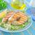жареный · лосося · овощей · выстрел · стейк - Сток-фото © tycoon