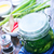 komkommers · komkommer · glas · bank · voedsel · achtergrond - stockfoto © tycoon