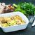 шпинат · салата · огурца · листьев · завтрак - Сток-фото © tycoon