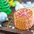 Noel · hediye · sıcak · çikolata · kurabiye · üst · görmek - stok fotoğraf © tycoon