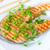 salmone · pesce · ristorante · verde · limone - foto d'archivio © tycoon
