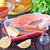 lazac · tengeri · só · friss · fehér · tányér · hal - stock fotó © tycoon