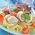 пасты · морепродуктов · ресторан · пластина · черный · вилка - Сток-фото © tycoon