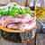bistecca · bbq · primo · piano · succulente · cottura · barbecue - foto d'archivio © tycoon