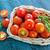 basilicum · gesneden · tuin · vers · voedsel · aarde - stockfoto © tycoon