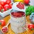 tigela · pesto · mesa · de · madeira · branco · comida · restaurante - foto stock © tycoon