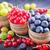 коллекция · Ягоды · вишни · клубники · черника · малина - Сток-фото © tycoon